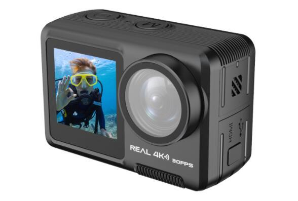 4K Cameras, waterproof camera